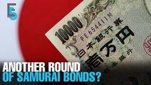 EVENING 5: Malaysia mulls more samurai bonds