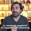 Interview Sandwich - André Manoukian