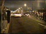 Street racing car races - Toyota supra vs saleen mustang