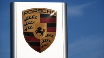 Porsche Taycan Can Become High-Speed Movie Theater
