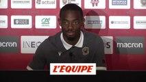Cyprien «Nice-OM, ça sonne comme un derby» - Foot - L1 - Nice