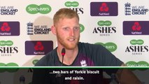 Knock-off Nando's and two bars of Yorkie - Ben Stokes reveals what fuels him