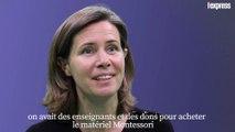 """Marie Eloy: """"C'est le moment de remettre du féminin dans le monde économique"""""""