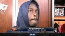 Phillip Dorsett Reacts To Andrew Luck Retirement News