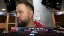 Brian Johnson, Jackie Bradley Jr. React To Red Sox's Loss To Padres
