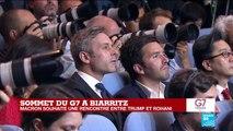 G7 à Biarritz: vers une rencontre Trump - Rohani ?
