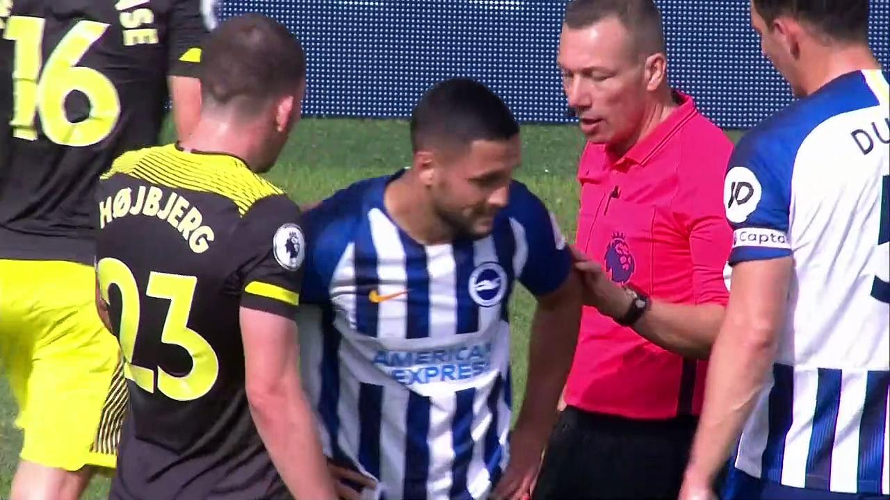 3. Hafta / Brighton - Southampton: 0-2 (Özet)