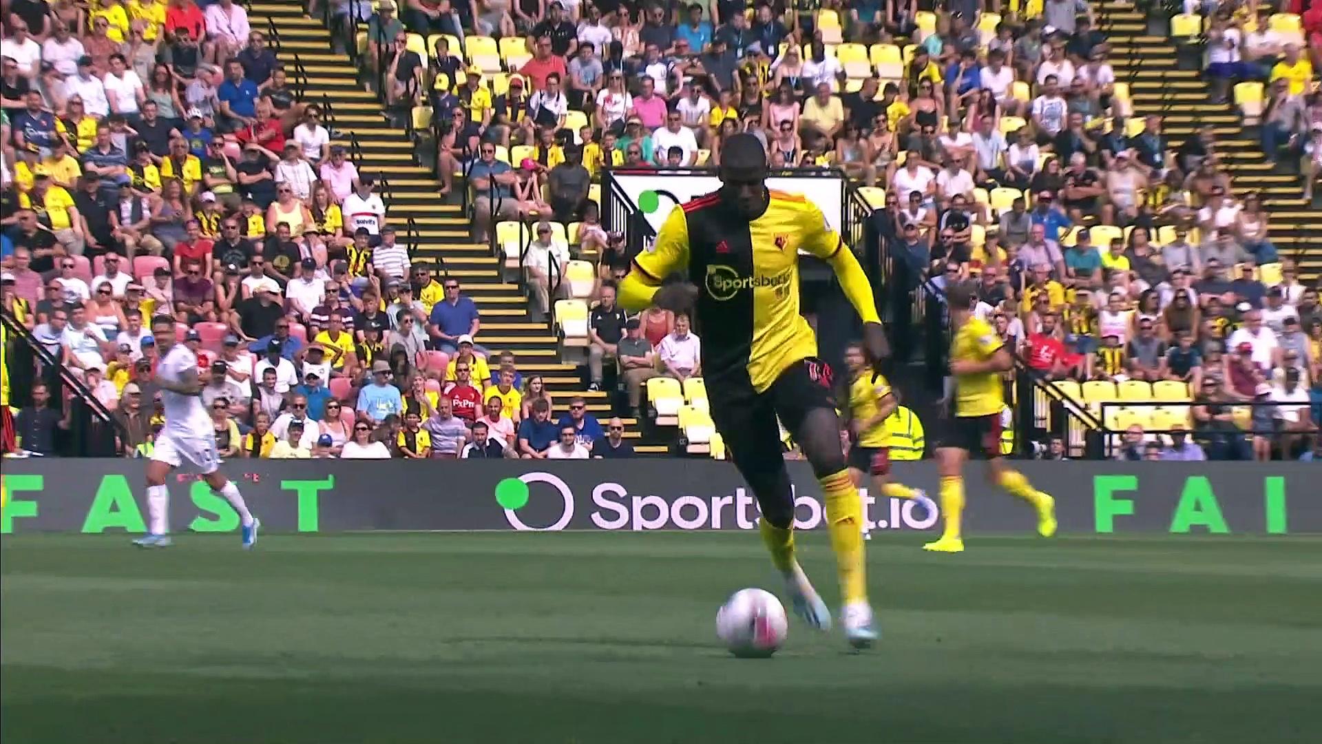 3. Hafta / Watford - West Ham: 1-3 (Özet)