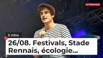 Le Tour de Bretagne en 5 infos - 26/08/19