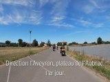 Balade en AVEYRON, Plateau de l'AUBRAC  DVD