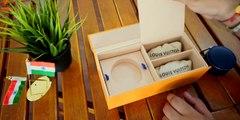 The ₹80,000 Earphones Unboxing + Giveaway - Louis Vuitton Horizon Monogram