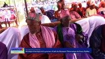 Kankalabé (Dalaba)_: chronique historique de la province d'asile du Royaume Théocratique du Fouta Djallon