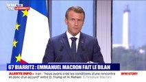 """Climat: Emmanuel Macron annonce que """"les Russes enclenchent le processus d'approbation et de ratification"""" de l'accord de Paris"""