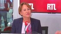 Ségolène Royal, invitée de RTL Soir