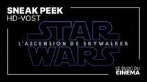 STAR WARS, ÉPISODE IX - L'ASCENSION DE SKYWALKER : nouvelles images [HD-VOST]