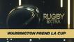 Rugby Extra : Warrington prend la Cup