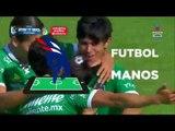 Golazo de JJ Macías contra Querétaro   Querétaro vs León