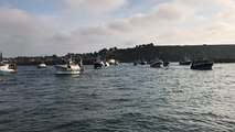Calvados. Le monde de la pêche a rendu hommage à Marc Daubert