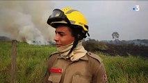 Amazonie : la lutte contre les incendies s'intensifie