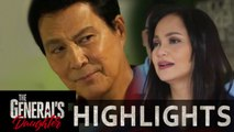 Corazon finds out about the malicious rumors linking her with Tiago | The General's Daughter