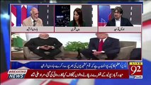 Haroon Rasheed Response On Trump Statement Today After Modi's Rejection To Accept America's Mediation On Kashmir..