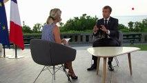 Emmanuel Macron s'exprime dans le 20H de France 2 : quel bilan tirer du G7 de Biarritz ?