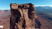 This Natural Red Rock Tower In Utah Vibrates At The Same Rate As Human Heartbeat