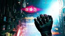 GHOSTRUNNER Bande Annonce de Gameplay (2019) Cyberpunk