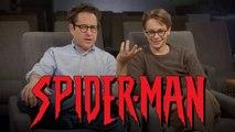 SPIDER-MAN -1 by J.J. Abrams, Henry Abrams, Sara Pichelli - Trailer