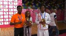 Jeux africains | Taekwondo : Le Bilan des ivoiriens au Maroc