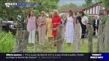 En marge du G7, les premières dames ont découvert les richesses du Pays basque