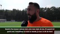 """PSV - Mitroglou : """"J'ai aimé la façon dont ils m'ont parlé"""""""