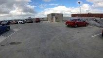 Parkour in the Car Park