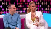 RHONY's Ramona Singer 'Started Running' When Gizelle Bryant Asked for a Picture