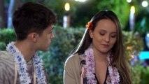 Luca se desculpa e beija Mirela | As Aventuras de Poliana