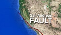 What will happen if a mega earthquake hits California