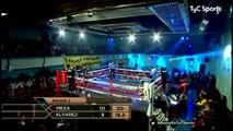 Jennifer Sabrina Meza vs Catalina Mariel Alvarez (23-08-2019) Full Fight