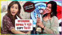 Shilpa Shinde REACTS On Her Fight With Dipika Kakar | EXCLUSIVE INTERVIEW