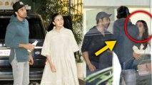Ranbir Kapoor Alia Bhatt Varun Dhawan Natasha Dalal Romantic DOUBLE Date
