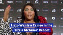 Lizzo Wants To Chill With Lizzie McGuire