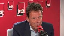 """Geoffroy Roux de Bézieux, président du Medef : sur les annonces d'Emmanuel Macron à propos des retraites : """"J'espère que ce n'est pas une manoeuvre pour enterrer la réforme"""""""