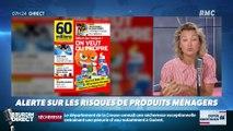 Dupin Quotidien : Alerte sur les risques de produits ménagers - 27/08