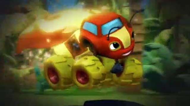 Blaze and the Monster Machines S02E10 Spark Bug