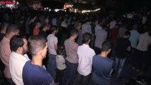Açlık grevindeki Filistinli tutuklulara destek - GAZZE