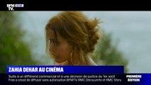 """Zahia Dehar fait ses débuts au cinéma dans """"Une fille facile"""""""