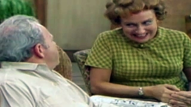 All In The Family Season 4 Episode 12 Second Honeymoon