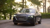Audi e-tron extreme - 10 countries in 24 hours