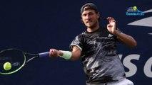 """US Open 2019 - Lucas Pouille : """"Je ne suis pas sûr d'être Djokovic ou Federer un jour...."""""""