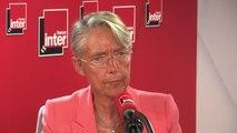 """Elisabeth Borne : """"Le transport aérien doit prendre toute sa part dans la réduction des émissions de gaz à effet de serre"""""""