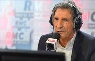 """Jean-Jacques Bourdin ironise sur Europe 1 au plus bas dans les sondages: """"C'est quoi Europe 1 ? Une radio ?-"""